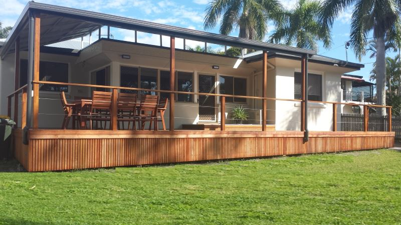 Sandy Footprints Holiday House, relax and enjoy